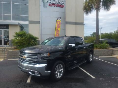 2021 Chevrolet Silverado 1500 for sale at Adams Auto Group Inc. in Charlotte NC