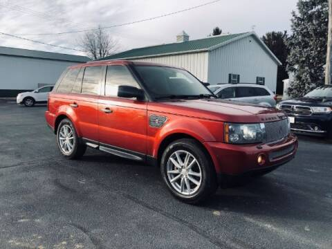 2008 Land Rover Range Rover Sport for sale at Tip Top Auto North in Tipp City OH