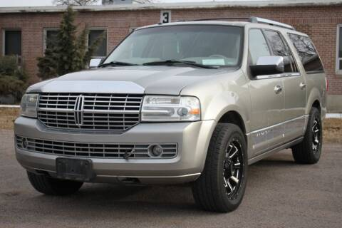 2008 Lincoln Navigator L for sale at Motor City Idaho in Pocatello ID