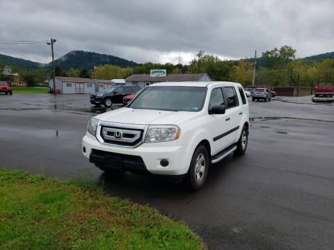 2010 Honda Pilot for sale at Greens Auto Mart Inc. in Wysox PA