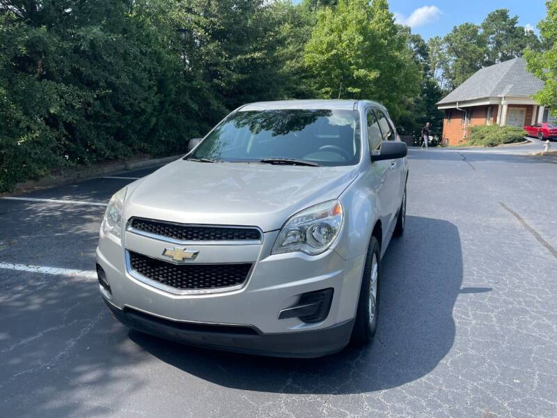 2012 Chevrolet Equinox for sale at SMT Motors in Roswell GA