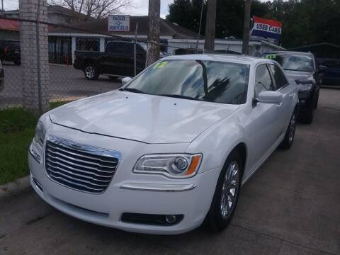 2012 Chrysler 300 for sale at Express AutoPlex in Brownsville TX