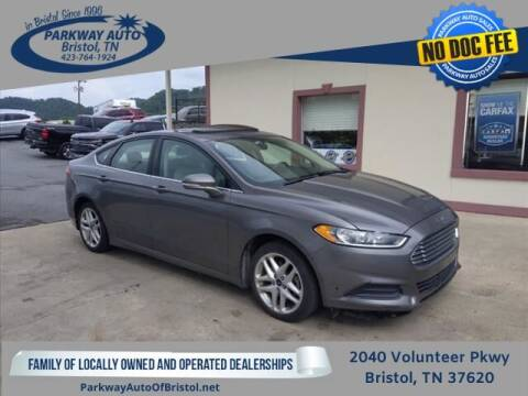 2014 Ford Fusion for sale at PARKWAY AUTO SALES OF BRISTOL in Bristol TN