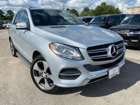 2016 Mercedes-Benz GLE for sale at KAYALAR MOTORS - ECUFAST HOUSTON in Houston TX