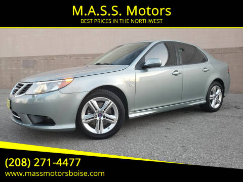2009 Saab 9-3 for sale at M.A.S.S. Motors in Boise ID