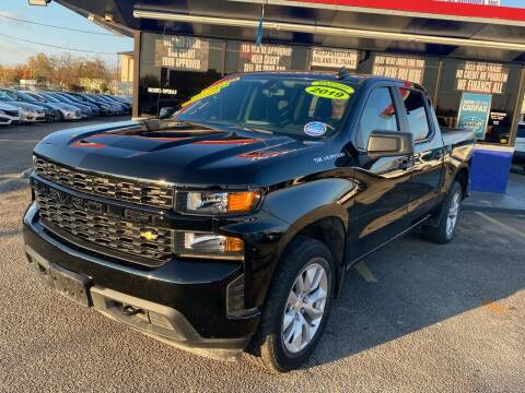 2019 Chevrolet Silverado 1500 for sale at Cow Boys Auto Sales LLC in Garland TX