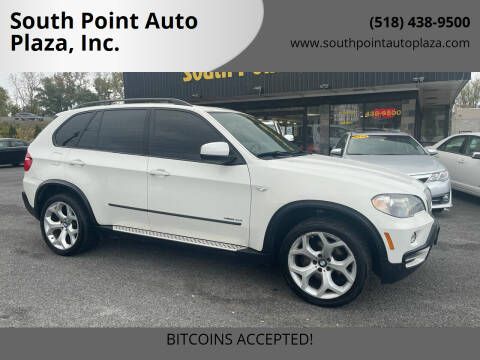 2009 BMW X5 for sale at South Point Auto Plaza, Inc. in Albany NY