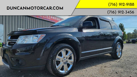 2012 Dodge Journey for sale at DuncanMotorcar.com in Buffalo NY
