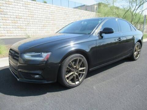 2013 Audi A4 for sale at Curry's Cars Powered by Autohouse - Auto House Tempe in Tempe AZ