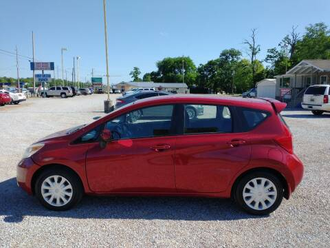 2014 Nissan Versa Note for sale at Space & Rocket Auto Sales in Meridianville AL