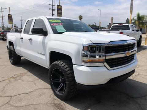 2018 Chevrolet Silverado 1500 for sale at BEST DEAL MOTORS  INC. CARS AND TRUCKS FOR SALE - BEST DEAL MOTORS INC. CARS AND TRUCKS FOR SALE in Sun Valley CA