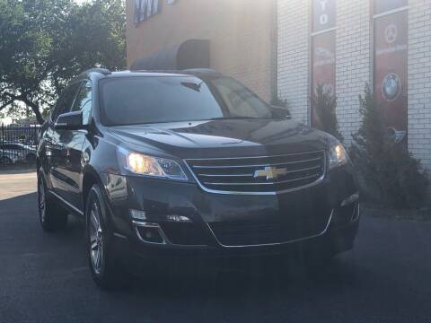 2016 Chevrolet Traverse for sale at Auto Imports in Houston TX