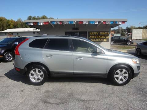 2010 Volvo XC60 for sale at HAPPY TRAILS AUTO SALES LLC in Taylors SC