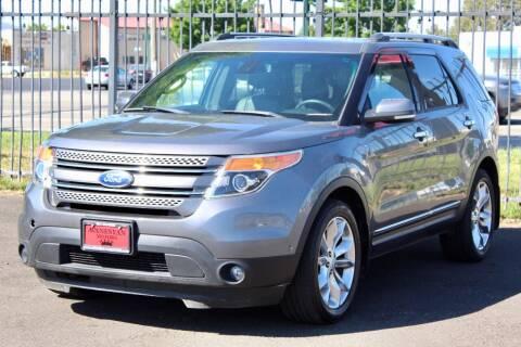 2014 Ford Explorer for sale at Avanesyan Motors in Orem UT