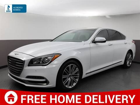 2018 Genesis G80 for sale at Florida Fine Cars - West Palm Beach in West Palm Beach FL