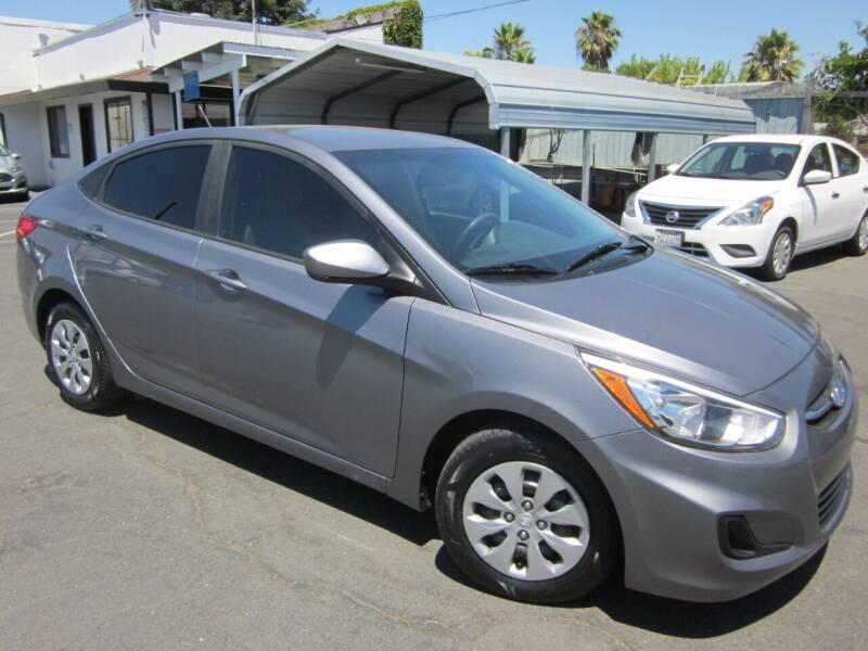2017 Hyundai Accent for sale at Public Wholesale in Sacramento CA