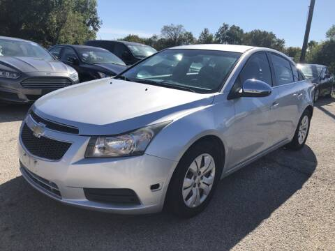 2011 Chevrolet Cruze for sale at Pary's Auto Sales in Garland TX