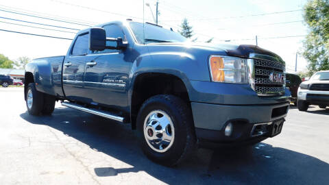 2011 GMC Sierra 3500HD for sale at Action Automotive Service LLC in Hudson NY