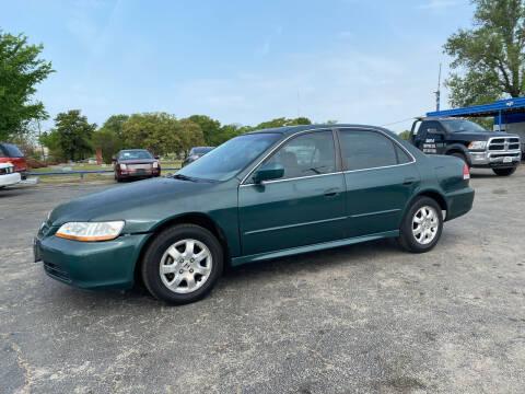 2002 Honda Accord for sale at Dave-O Motor Co. in Haltom City TX