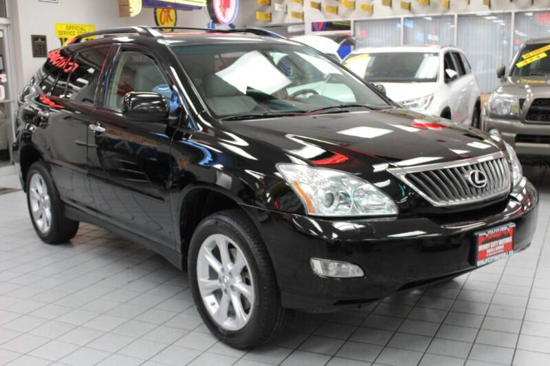 2008 Lexus RX 350 for sale at Windy City Motors in Chicago IL