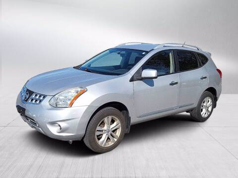 2013 Nissan Rogue for sale at Fitzgerald Cadillac & Chevrolet in Frederick MD