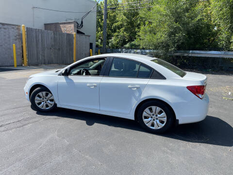2015 Chevrolet Cruze for sale at 5 Stars Auto Service and Sales in Chicago IL
