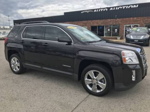 2014 GMC Terrain for sale at Motor City Auto Auction in Fraser MI