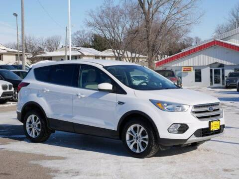2019 Ford Escape for sale at Park Place Motor Cars in Rochester MN