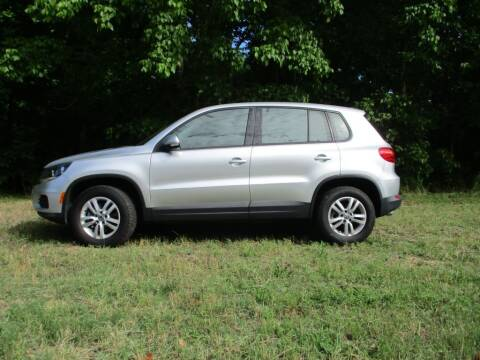 2013 Volkswagen Tiguan for sale at A & P Automotive in Montgomery AL
