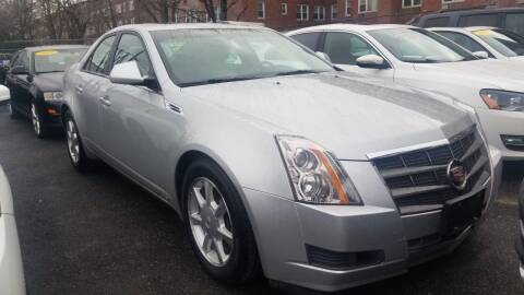 2009 Cadillac CTS for sale at OFIER AUTO SALES in Freeport NY