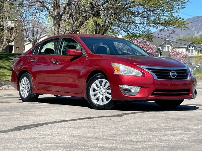2015 Nissan Altima for sale at Used Cars and Trucks For Less in Millcreek UT