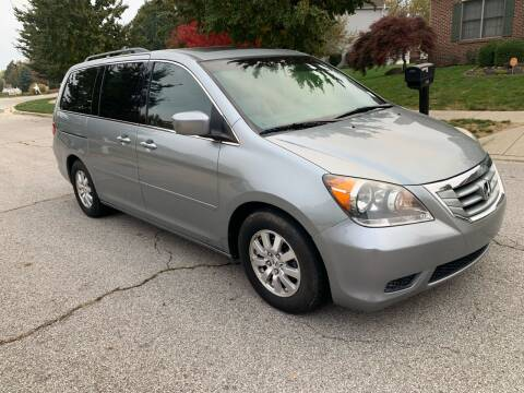 2010 Honda Odyssey for sale at Via Roma Auto Sales in Columbus OH
