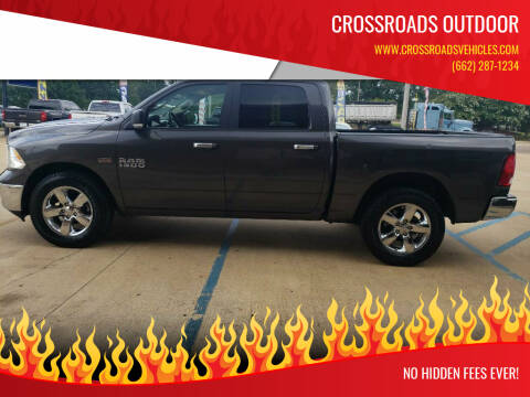 2018 RAM Ram Pickup 1500 for sale at Crossroads Outdoor in Corinth MS