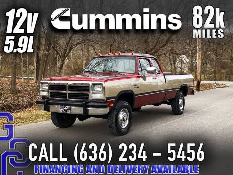1992 Dodge RAM 250 for sale at Gateway Car Connection in Eureka MO