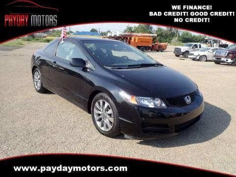 2009 Honda Civic for sale at Payday Motors in Wichita KS