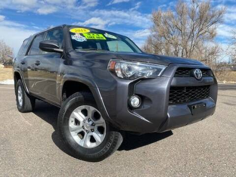 2018 Toyota 4Runner for sale at UNITED Automotive in Denver CO