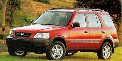 1997 Honda CR-V for sale at DON'S CHEVY, BUICK-GMC & CADILLAC in Wauseon OH