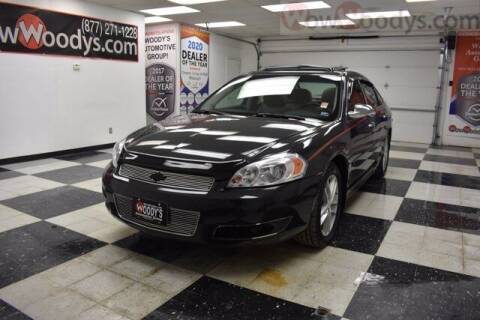 2013 Chevrolet Impala for sale at WOODY'S AUTOMOTIVE GROUP in Chillicothe MO