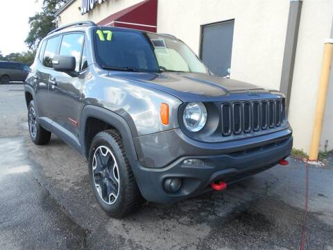 2017 Jeep Renegade for sale at AutoStar Norcross in Norcross GA