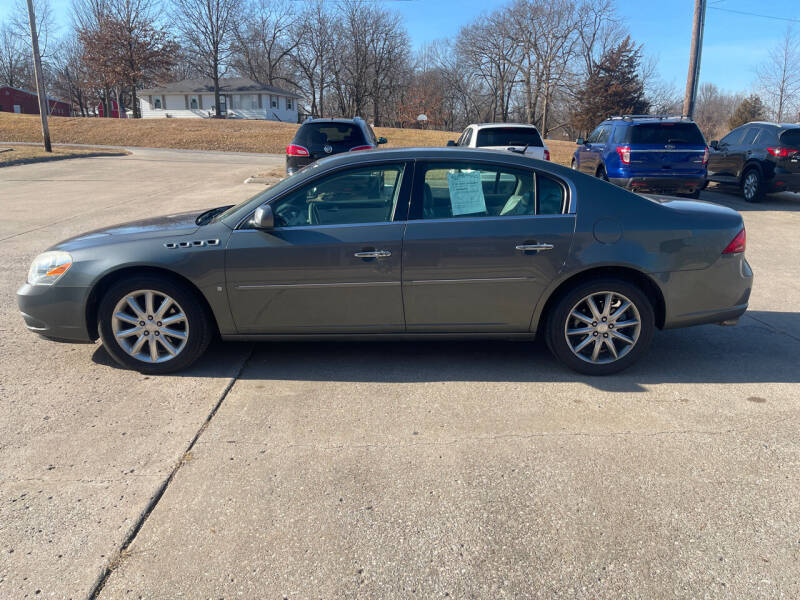 2008 Buick Lucerne for sale at Truck and Auto Outlet in Excelsior Springs MO