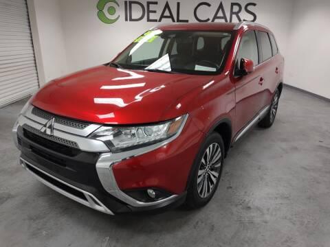2020 Mitsubishi Outlander for sale at Ideal Cars Broadway in Mesa AZ