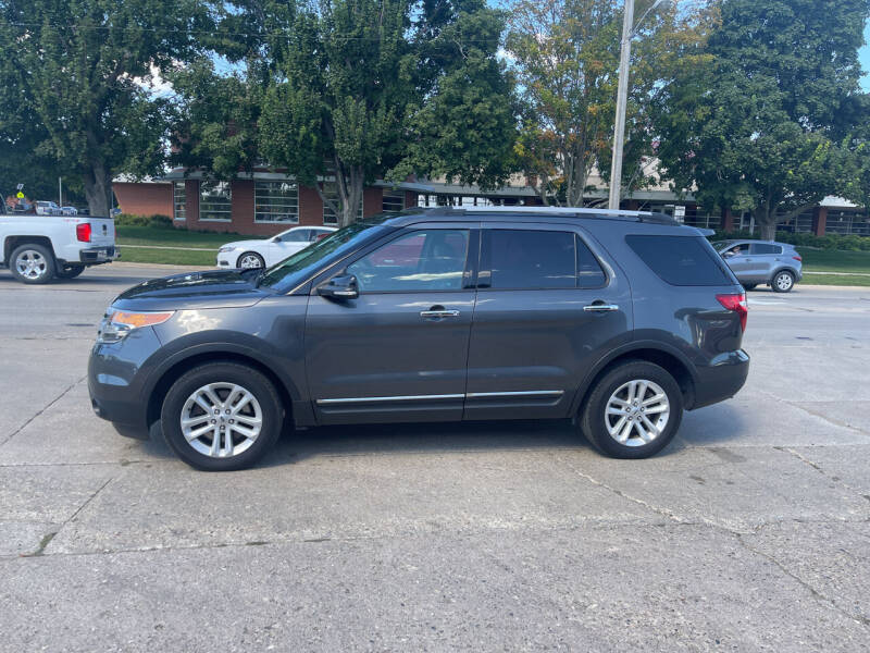 2015 Ford Explorer for sale at Mulder Auto Tire and Lube in Orange City IA