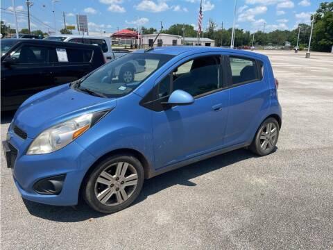 2014 Chevrolet Spark for sale at Stanley Ford Gilmer in Gilmer TX