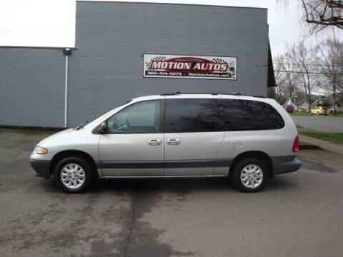 2000 Chrysler Grand Voyager for sale at Motion Autos in Longview WA