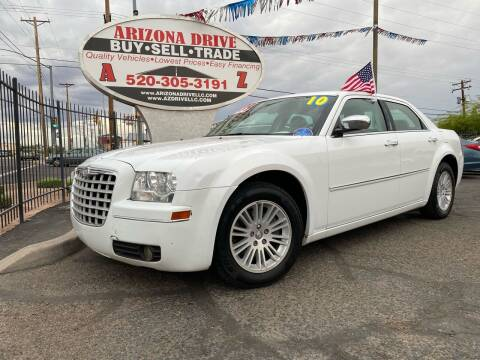 2010 Chrysler 300 for sale at Arizona Drive LLC in Tucson AZ