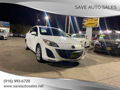 2010 Mazda MAZDA3 for sale at Save Auto Sales in Sacramento CA