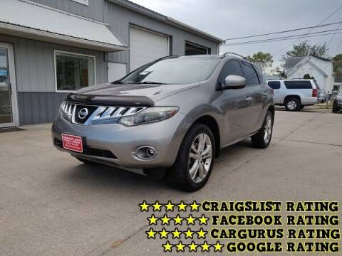 2010 Nissan Murano for sale at Habhab's Auto Sports & Imports in Cedar Rapids IA