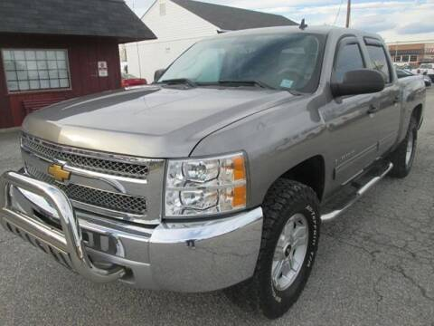 2012 Chevrolet Silverado 1500 for sale at Wally's Wholesale in Manakin Sabot VA