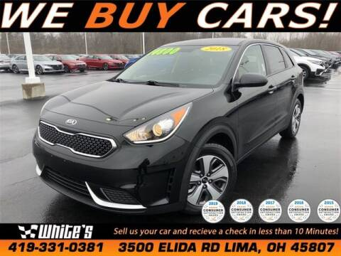 2018 Kia Niro for sale at White's Honda Toyota of Lima in Lima OH