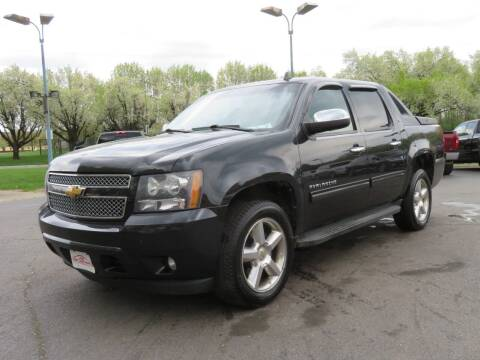 2010 Chevrolet Avalanche for sale at Low Cost Cars North in Whitehall OH
